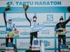 Tartu Maratonil triumfeerisid eestlased