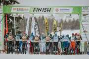 Julge otsus tõi 22. Tallinna Suusamaratonile osalema ligemale 350 suusasõpra