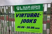 Ümber Viljandi järve kestab kuu lõpuni virtuaaljooks