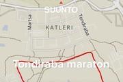 Tondiraba maraton pakub võistlemisvõimalust maratonil ja poolmaratonil