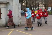 Kadrijooks toob jooksusõbrad seelikutes ühiselt katri jooksma