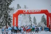 Selgusid 35. Viru Suusamaratoni võitjad, osa võttis ka president Kersti Kaljulaid