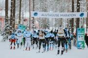 22. Alutaguse Maratoni võitsid Mart Kevin Põlluste ja Tatjana Mannima