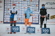 23. Tallinna suusamaratoni võitsid Kalev Ermits ja Tatjana Mannima