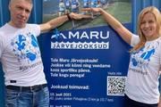 Registreeri Maru Järvejooksude sarjale ja jookse originaalses särgis!