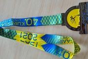 Kuressaare linnajooksul uue kujundusega medalid