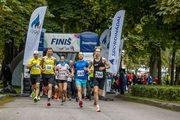 Spordinädala jooksu võitis Risto Pernits, Saskia Alusalu poodiumil