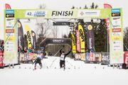 42. Haanja maratoni võitsid Timo Simonlatser ja Heleri Kivil