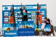 Tatjana Mannima saavutas 44. Tartu Maratonil teise koha