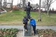 Ümber Viljandi järve jooksul konkureerivad olümpiamehed mulluse võitjaga