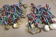 Viljandimaa noorte kergejõustiku MV medalid ootavad väljajagamist