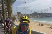 Caspar Austa läbis  Tour de France'i etapi