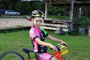 9-aastane Rakke rattaneiu innustab maratonil osalema