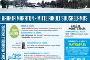 43. Haanja Maratoni eelregistreerumine lõpeb 01.03 südaööl!