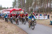 4. Alutaguse rattamaratonil võidutsesid Sten-Erik Ottender ja Mairis Õispuu