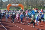 Lapsed tegid järvejooksul taas osalejate rekordi