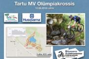 Tartu Lahtised MV Olümpiakrossis toimuvad Husqvarna Eesti Olümpiakrossi sarja V etapi raames Lähtel