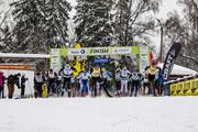 Pressiteade: 21. Tamsalu-Neeruti Maratonil võidutsesid Kauri Kõiv ja Heleri Kivil
