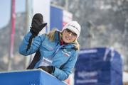 Kristina Šmigun-Vähi stardib Tartu Teatemaratonil