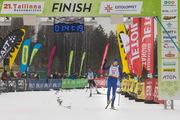 21. Tallinna suusamaratoni võitsid Aveli Uustalu ja Henri Roos
