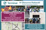 Tartu MV toimuvad Tartu Terminali 4.Ülenurme Rattaralli raames