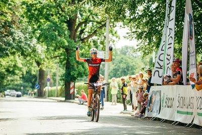 2019 aasta Rakvere rattamaratoni võitja Peeter Tarvis jn