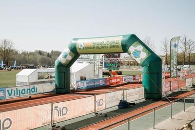 Jooksu start antakse sel aastal 1. augustil.