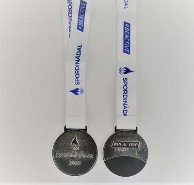 Lõpetajaid ootab Spordinädala BeActiveNight medal