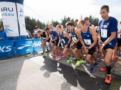 Maru Järvejooksude juubelihooajal stardivad jooksjad loodetavasti jälle koos