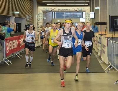 Loodetavasti saab järgmisel talvel taas Tondiraba Jäähallis maratoni joosta