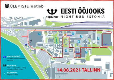 5 KM võistlustrass pakub enam kui 20 elamuspunkti ja 10 km osaleja läbib raja kahel korral.