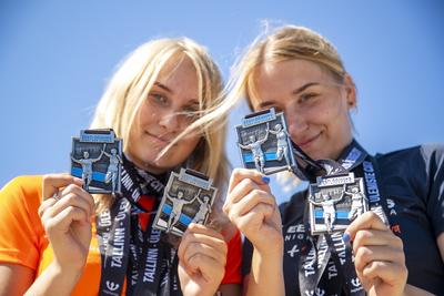 Tallinna Ööjooksu medalid ja Ööjooksu särgid 2021