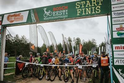 Sel laupäeval selguvad Bosch Eesti Maastikurattasarja üldvõitjad