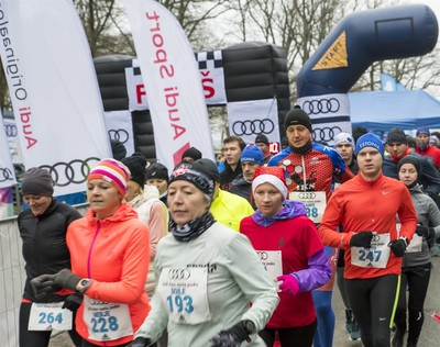 Audi Vana-aasta jooksupäev sobi kõigile jooksusõpradele!