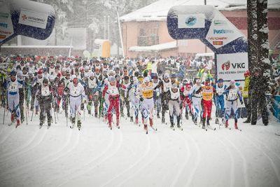 Alutaguse maraton (Foto: Tarmo Haud)
