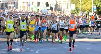 SEB Tallinna Maratoni võit läks Etioopiasse