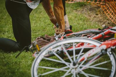 Meie Liigume Medita triatlonisari algab 18. aprillil Kuremaal! Autor Rando Kall