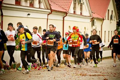 1. Tartu Linnamaraton / Sügisjooks 06.10.2012