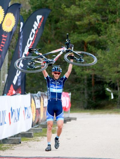 18. Tallinna Rattamaratoni võitja Peeter Pruus
