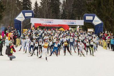 31. Viru Maratoni start (foto: Kaimo Puniste)
