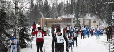 Sakala Maraton start on Holstre-Pollis