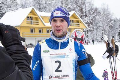 32. Viru maratoni võitja Tomas Kaurson