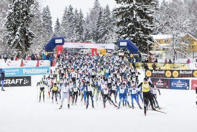 32. Viru maratoni start (foto: Kaimo Puniste)