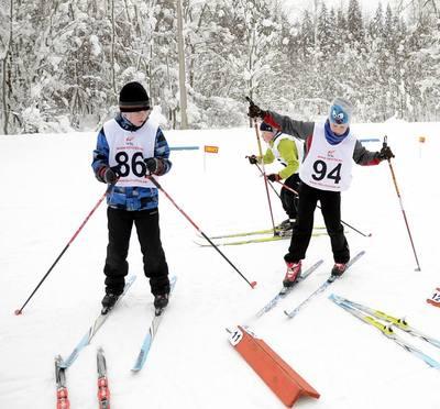 Noored võistlejad