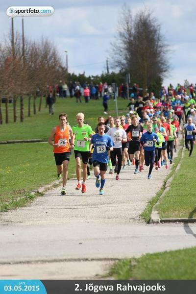 III Jõgeva Rahvajooks avab Eesti jooksuhooaja