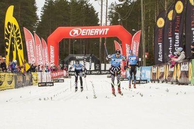 18. Alutaguse maratoni finiś (foto: Kaimo Puniste)