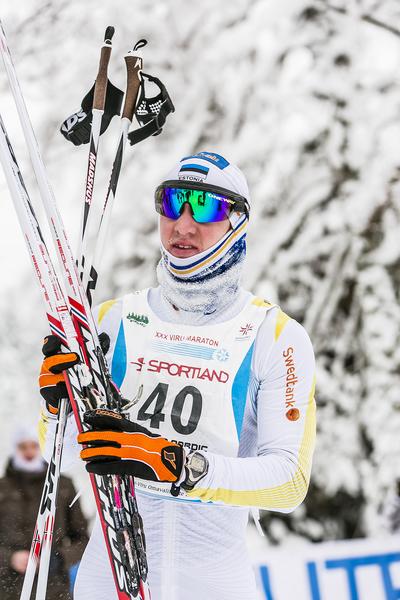 30. Viru Maratoni võitja Morten Priks