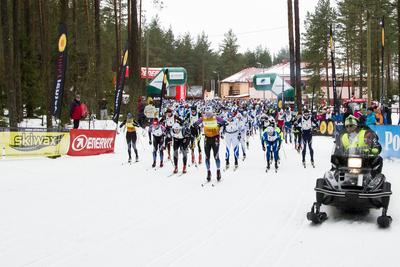 Estoloppeti maraton. Foto: Kaimo Puniste