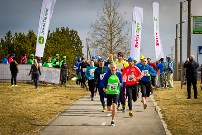 IV Jõgeva Rahvajooksu start. Foto: Aldis Toome