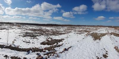 3. Alutaguse Rattamaratoni korraldajad on lumega kimpus